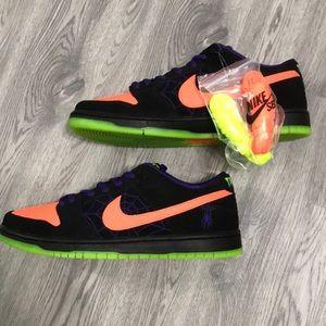 """Nike SB """"Night of Mischief"""" Halloween Dunk Low"""